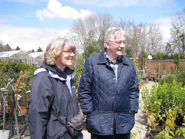 Gill & Roger Evans Shropshire2
