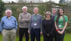 Kidderminster Orchid Workshop Team