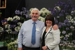 Steve and Elaine Hickman