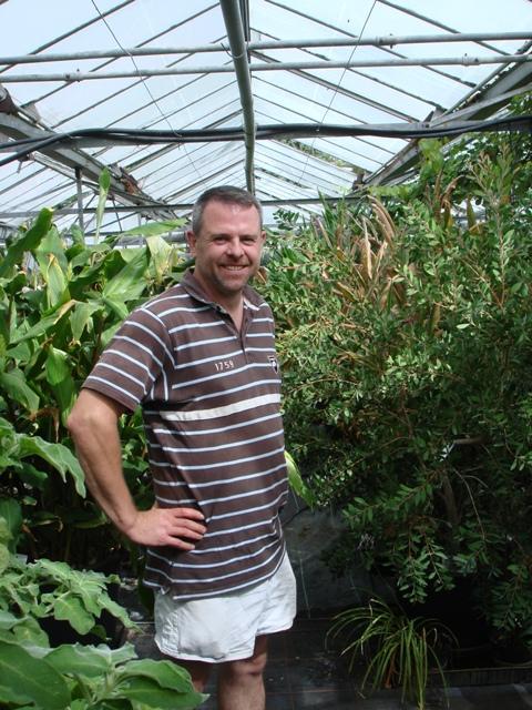 Andrew Gaunt, NCH of Hedychium
