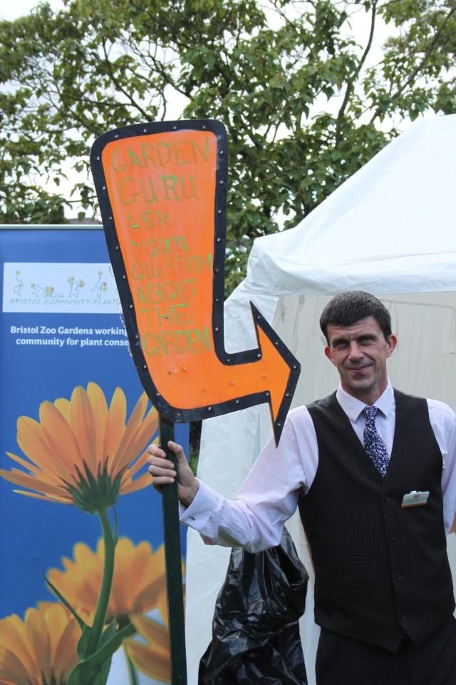 Matthew Bufton Gardens Manager