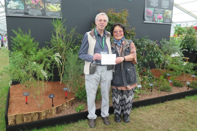 Gary and Maria Firth and their National Plant Collection of Myrtaceae (Tribe Myrteae)