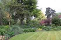 George Smith's garden