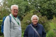 Happy members at Stillingfleet