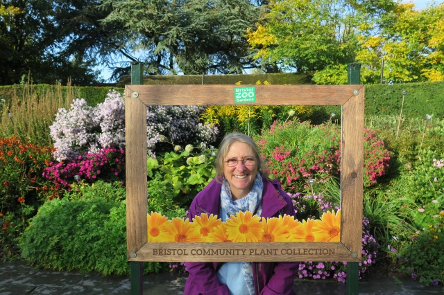 IMG_7280 Coordinator Jenny Baker at the Calendula celebration at Bristol Zoo